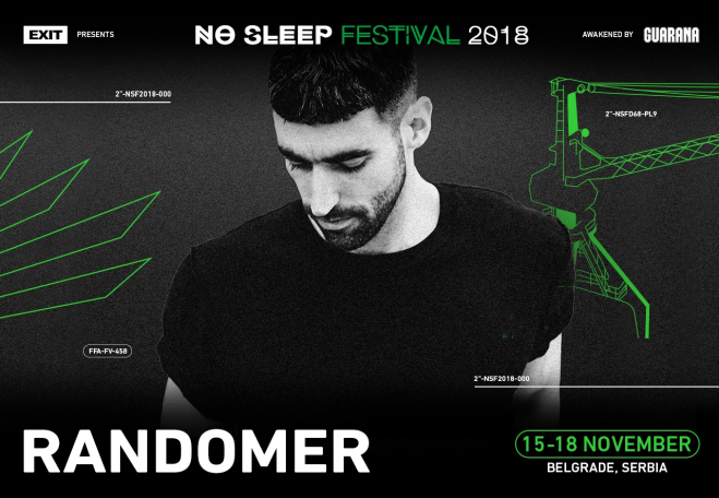 Randomer pred No Sleep Festival: Biće vredno propuštanja doručka!