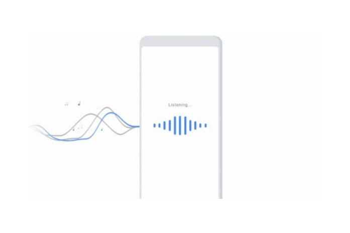Konačno možete pretraživati pesme zviždanjem, pevušenjem ili pevanjem