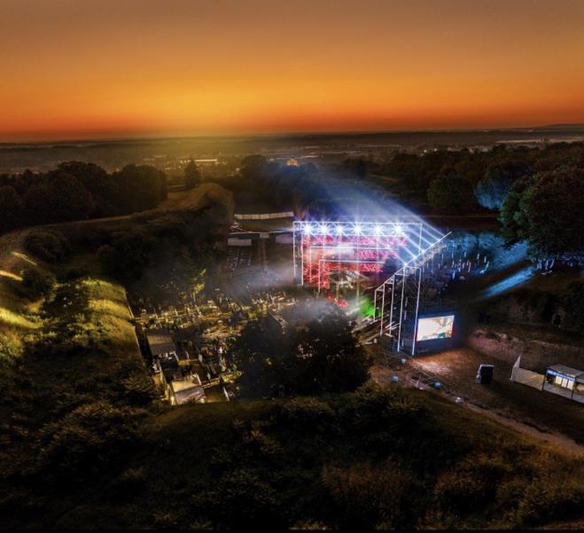 Ekskluzivne premijere nastupa sa Exitovog Life Stream-a od 17. do 27. septembra