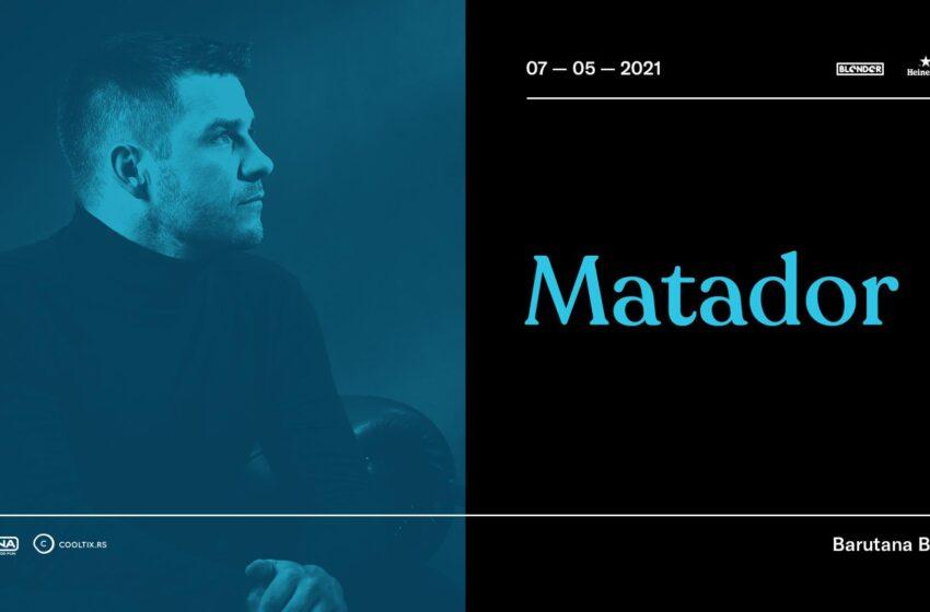 Matador otvara sezonu Barutane 2021!