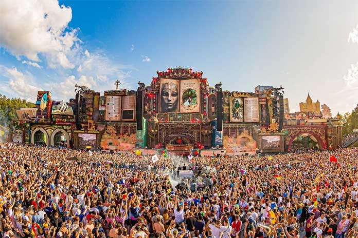 Tomorrowland organizuje virtuelni novogodišnji festival!