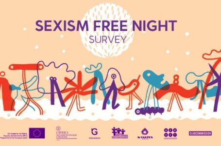 SEXISM FREE NIGHT – Onlajn istraživanje usmereno na interakciju između seksizma i seksualnog nasilja, okruženja noćnog života i upotrebe droga!
