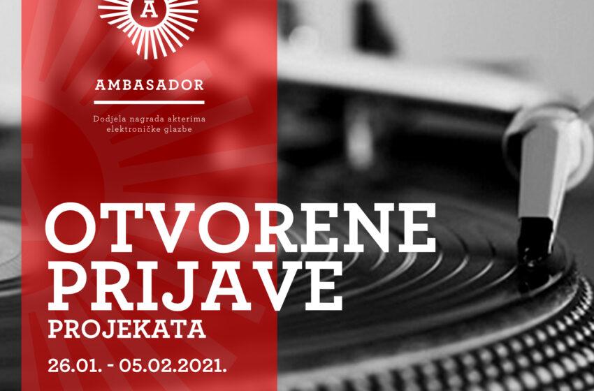 Otvorene su prijave projekata za petu nagradu Ambasador koja jubilarno izdanje slavi u Opatiji!