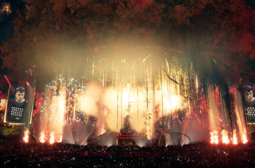 Tehnologija koja je stajala u pozadini digitalnog novogodišnjeg Tomorrowland izdanja!