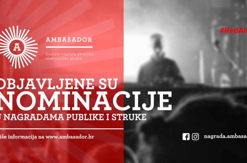 Publika još manje od deset dana može glasati za nagradu Ambasador! Onlyclubbing nominovan za najbolji medij u regionu!