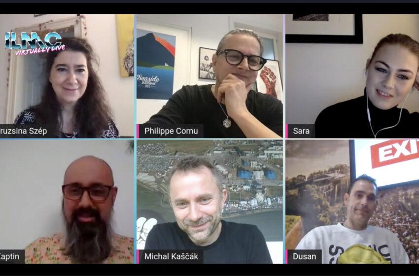 "Učesnici ILMC panela ""Budućnost festivala"" optimistični oko festivalskog leta 2021"