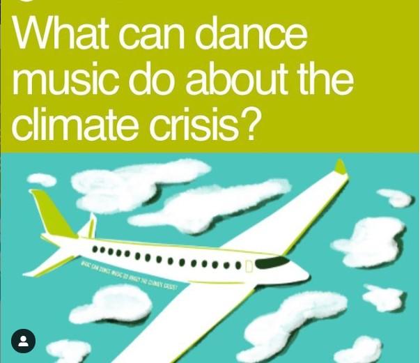 Studija o uticaju elektronske muzike na klimu: 1000 DJ-eva je letelo sa 51000 aviona!