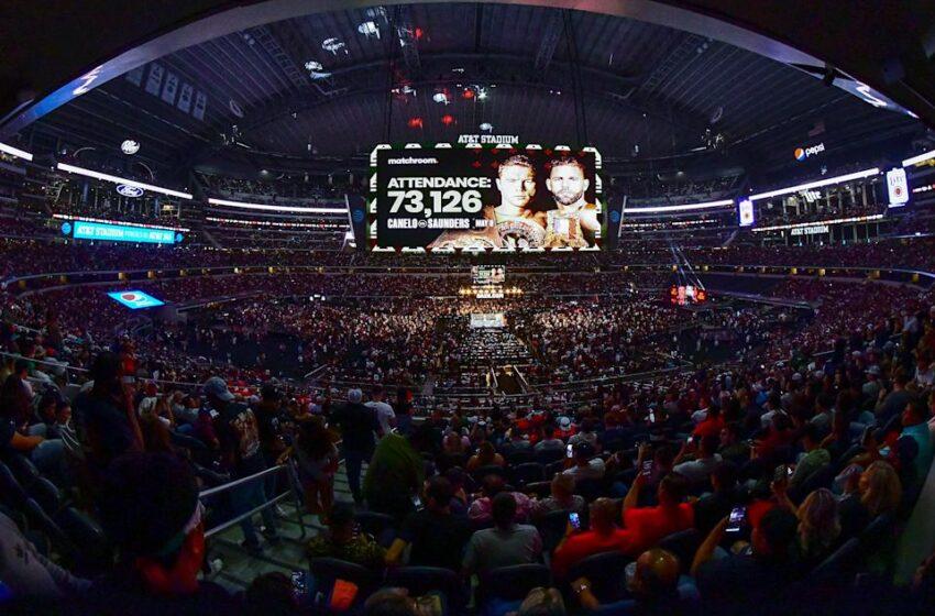 U SAD i Velikoj Britaniji održani najveći masovni događaji od početka pandemije! 70.000 fanova na boks meču!
