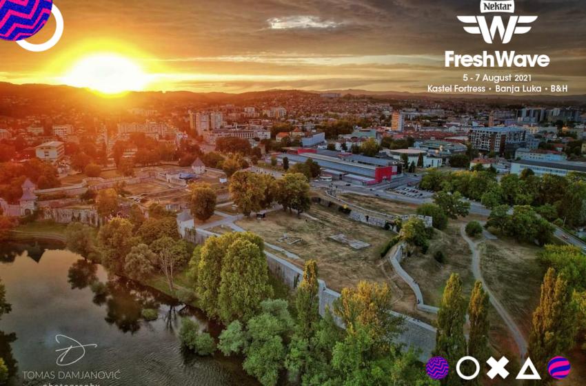 Banja Luka te poziva na najbolje izdanje Nektar Fresh Wave Festivala do sada!