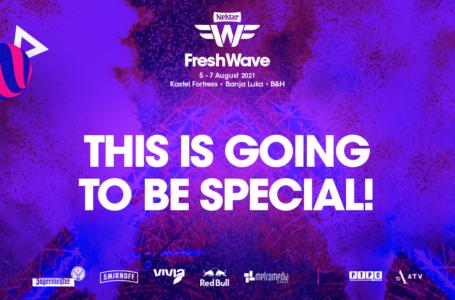 Sve je spremo za najbolje izdanje Nektar Fresh Wave Festivala do sada!
