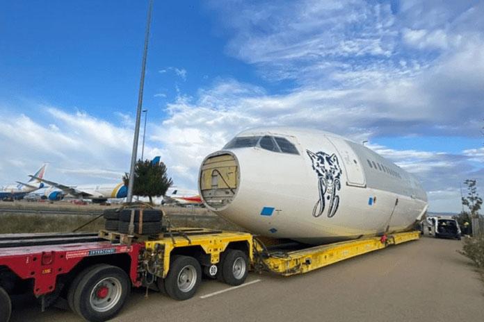 Monegros Desert festival će koristiti avion kao stage i dancefloor