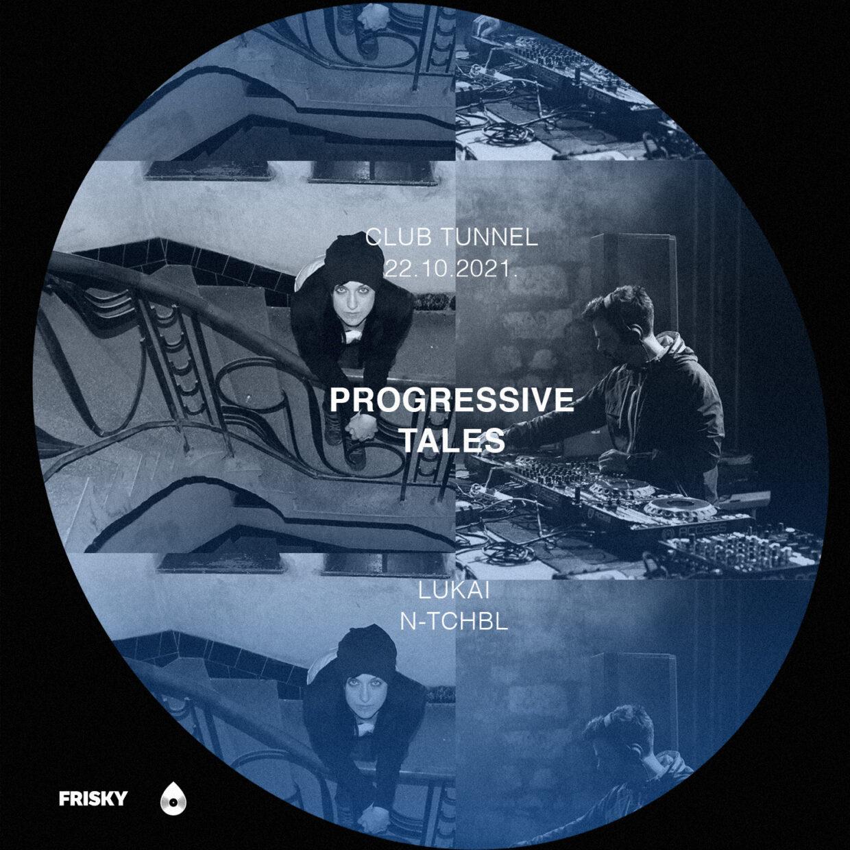Progressive Tales prvi put u klubu Tunel u Novom Sadu 22. oktobra!